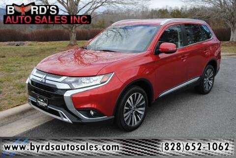 2019 Mitsubishi Outlander for sale at Byrds Auto Sales in Marion NC