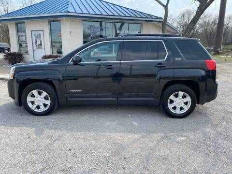 2012 GMC Terrain for sale at Wallers Auto Sales LLC in Dover OH