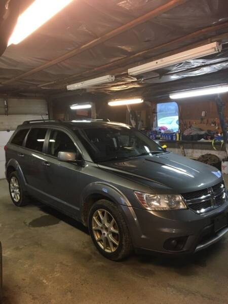 2012 Dodge Journey for sale at Lavictoire Auto Sales in West Rutland VT