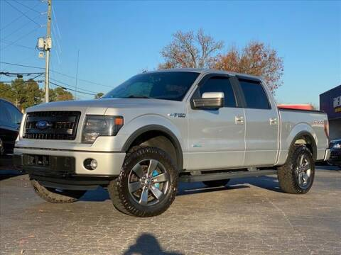 2014 Ford F-150 for sale at iDeal Auto in Raleigh NC