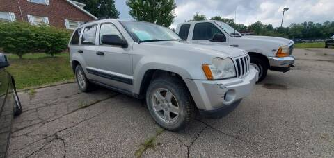 2006 Jeep Grand Cherokee for sale at JEREMYS AUTOMOTIVE in Casco MI