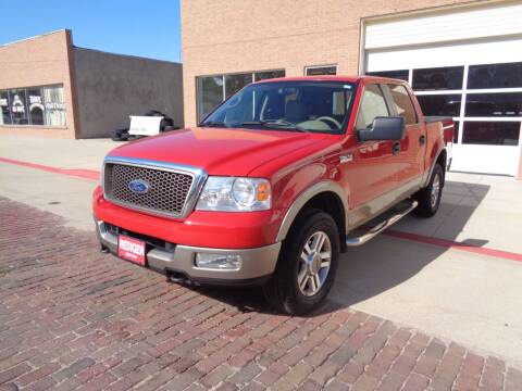 2005 Ford F-150 for sale at Rediger Automotive in Milford NE
