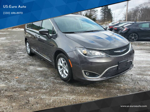 2017 Chrysler Pacifica for sale at US-Euro Auto in Burton OH