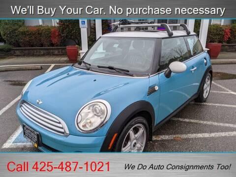 2007 MINI Cooper for sale at Platinum Autos in Woodinville WA
