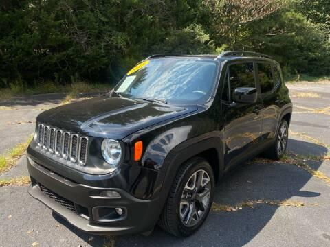 2018 Jeep Renegade for sale at Peach Auto Sales in Smyrna GA