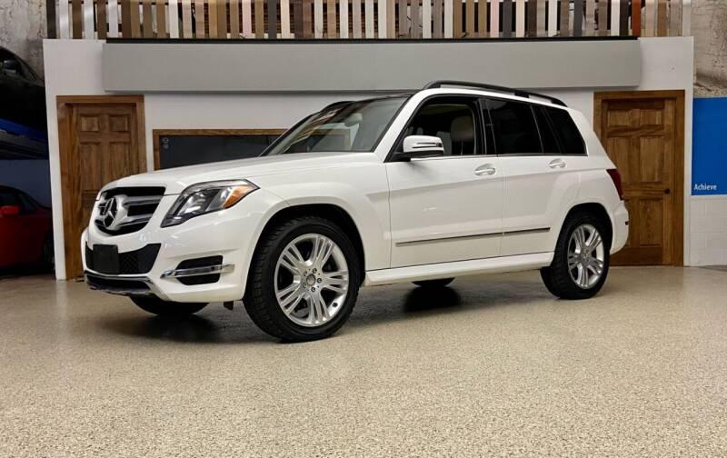 2013 Mercedes-Benz GLK for sale at EuroMotors LLC in Lee MA