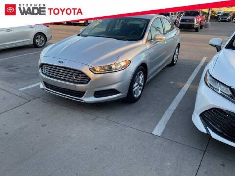 2013 Ford Fusion for sale at Stephen Wade Pre-Owned Supercenter in Saint George UT