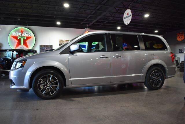 2018 Dodge Grand Caravan for sale at Choice Auto & Truck Sales in Payson AZ