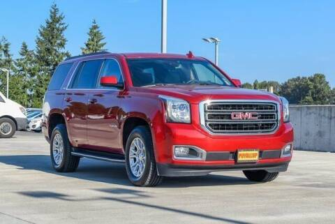 2015 GMC Yukon for sale at Chevrolet Buick GMC of Puyallup in Puyallup WA