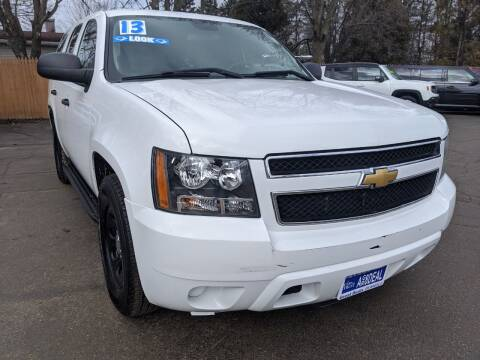 2013 Chevrolet Tahoe for sale at GREAT DEALS ON WHEELS in Michigan City IN