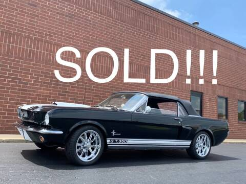 1966 Ford Mustang for sale at Classic Auto Haus in Geneva IL