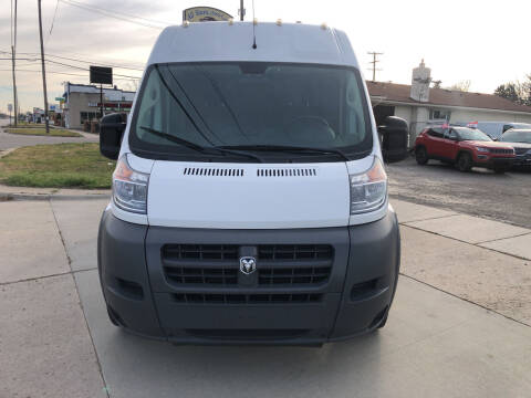 2018 RAM ProMaster Cargo for sale at All Starz Auto Center Inc in Redford MI