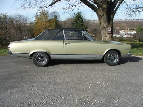 1966 Plymouth Valiant for sale at The Car Guys RV & Auto in Atlantic IA