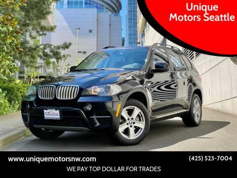 2011 BMW X5 for sale at Unique Motors Seattle in Bellevue WA