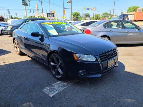 2010 Audi A5 for sale at Costas Auto Gallery in Rahway NJ