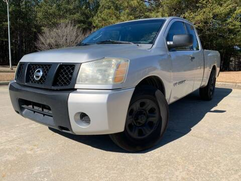 2007 Nissan Titan for sale at Global Imports Auto Sales in Buford GA