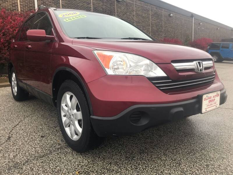 2008 Honda CR-V for sale at Classic Motor Group in Cleveland OH