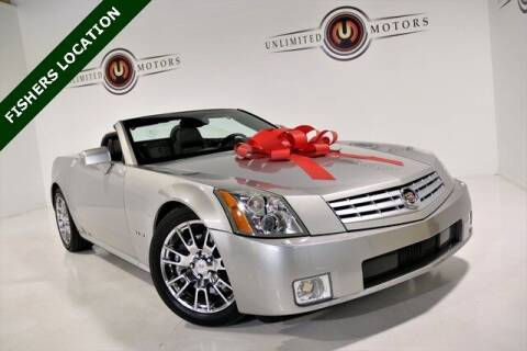 2006 Cadillac XLR for sale at Unlimited Motors in Fishers IN