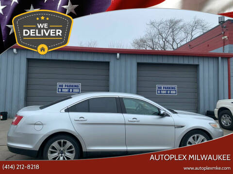 2011 Ford Taurus for sale at Autoplex 2 in Milwaukee WI