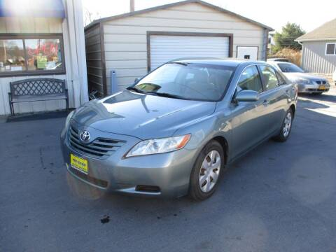 2008 Toyota Camry for sale at TRI-STAR AUTO SALES in Kingston NY
