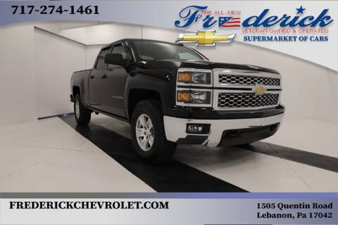 2015 Chevrolet Silverado 1500 for sale at Lancaster Pre-Owned in Lancaster PA