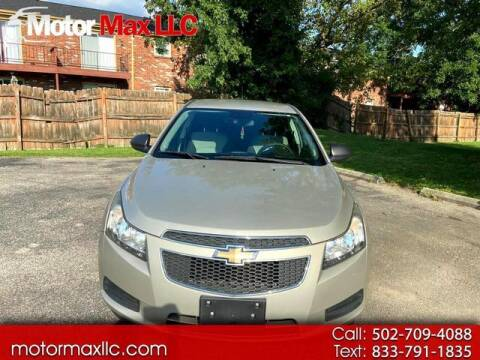 2013 Chevrolet Cruze for sale at Motor Max Llc in Louisville KY