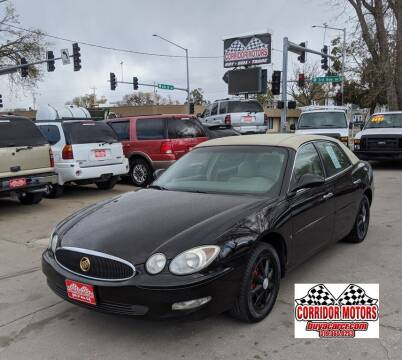 2006 Buick LaCrosse for sale at Corridor Motors in Cedar Rapids IA