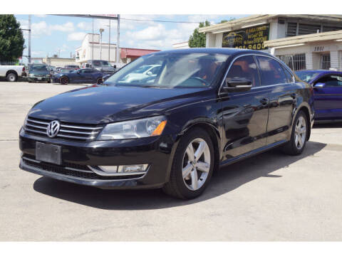 2015 Volkswagen Passat for sale at Watson Auto Group in Fort Worth TX