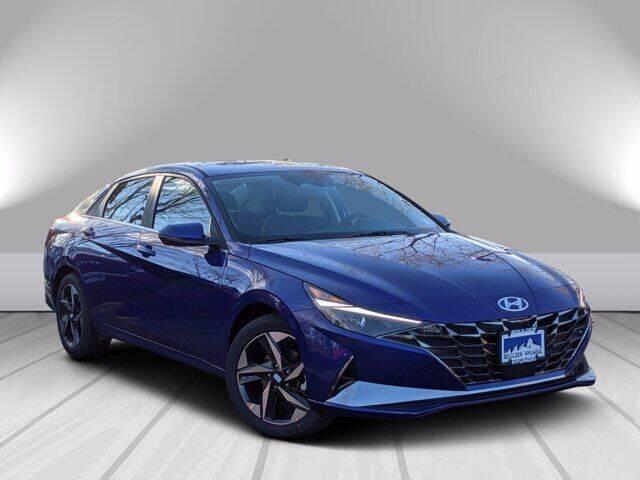 2021 Hyundai Elantra for sale in Boulder, CO