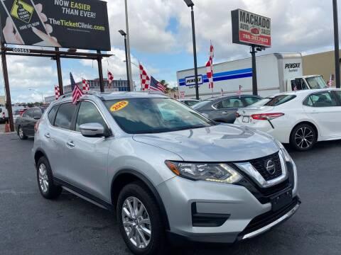 2019 Nissan Rogue for sale at MACHADO AUTO SALES in Miami FL