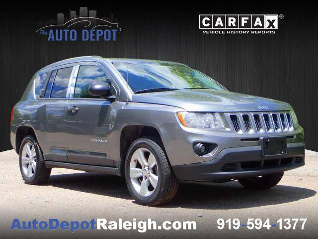 2011 Jeep Compass for sale at The Auto Depot in Raleigh NC