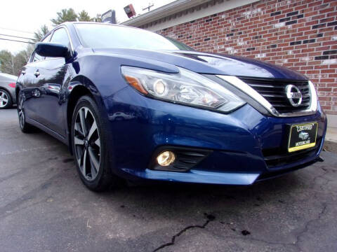 2018 Nissan Altima for sale at Certified Motorcars LLC in Franklin NH