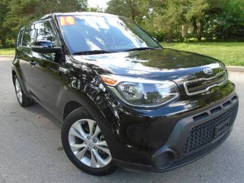 2014 Kia Soul for sale at Sunshine Auto Sales in Kansas City MO