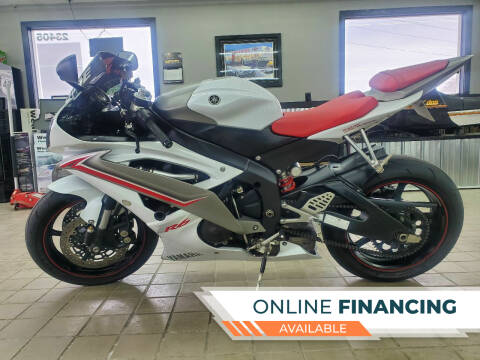 2009 Yamaha R 600 for sale at Hwy 47 Auto Sales in Saint Francis MN
