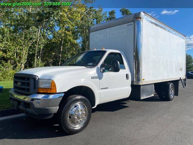 2001 Ford F-550 Super Duty for sale at Green Light Auto Sales LLC in Bethany CT