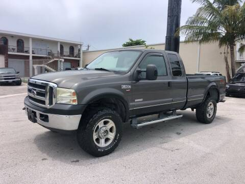 2006 Ford F-350 Super Duty for sale at Florida Cool Cars in Fort Lauderdale FL