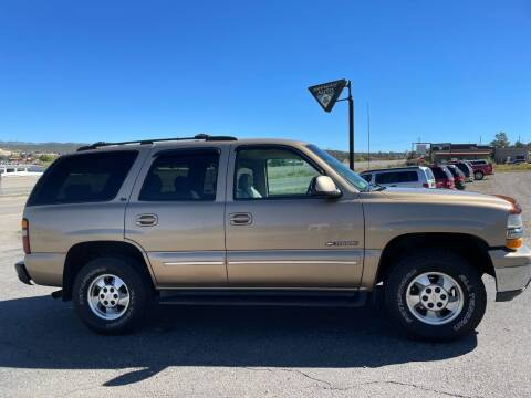 2001 Chevrolet Tahoe for sale at Skyway Auto INC in Durango CO