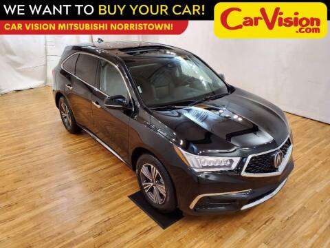 2017 Acura MDX for sale at Car Vision Mitsubishi Norristown in Trooper PA
