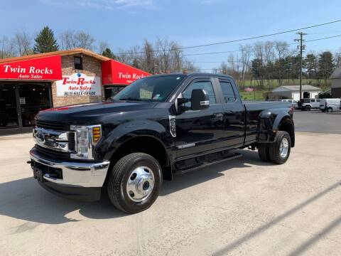 2019 Ford F-350 Super Duty for sale at Twin Rocks Auto Sales LLC in Uniontown PA