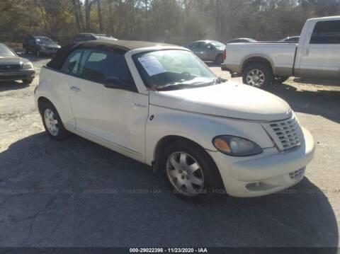 2005 Chrysler PT Cruiser for sale at JacksonvilleMotorMall.com in Jacksonville FL