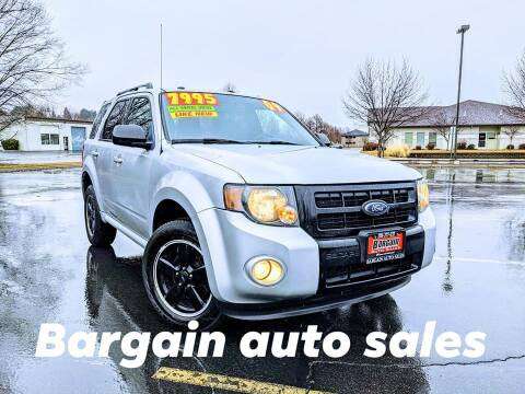 2009 Ford Escape for sale at Bargain Auto Sales LLC in Garden City ID