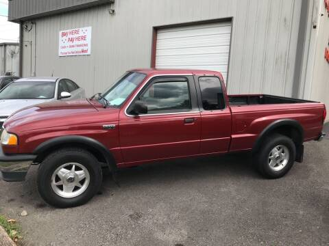 1999 Mazda B-Series Pickup for sale at Mitchell Motor Company in Madison TN