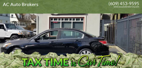2010 Honda Accord for sale at AC Auto Brokers in Atlantic City NJ