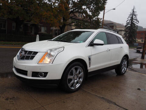 2010 Cadillac SRX for sale at Advantage Auto Sales in Wheeling WV