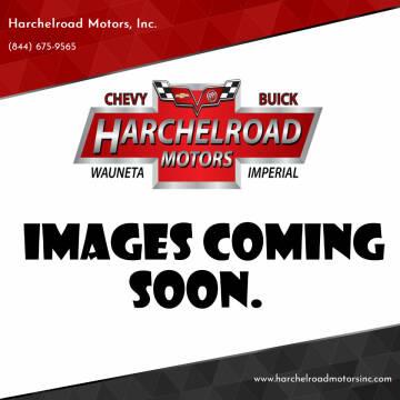 2001 GMC Sierra 2500HD for sale at Harchelroad Motors, Inc. in Imperial NE