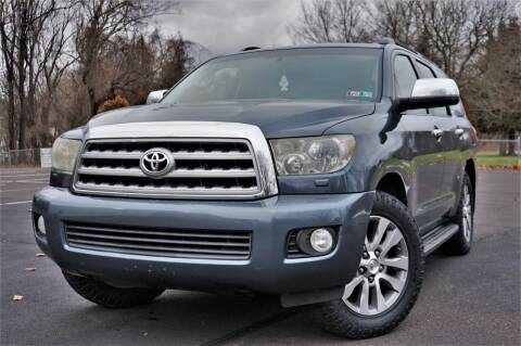 2008 Toyota Sequoia for sale at Speedy Automotive in Philadelphia PA