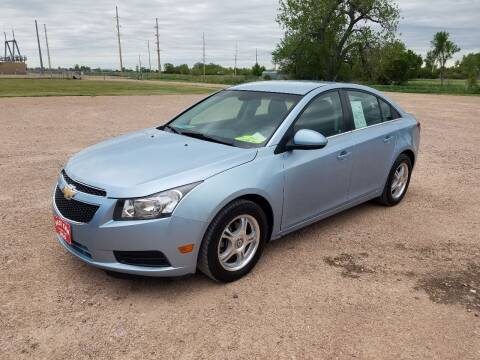 2011 Chevrolet Cruze for sale at Best Car Sales in Rapid City SD