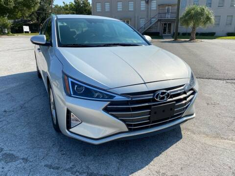 2019 Hyundai Elantra for sale at Consumer Auto Credit in Tampa FL