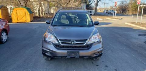 2011 Honda CR-V for sale at GREENPORT AUTO in Hudson NY