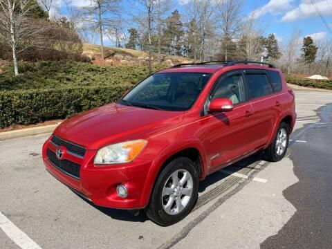 2011 Toyota RAV4 for sale at Ron's Auto Sales (DBA Select Automotive) in Lebanon TN